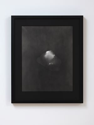 24.7.2015 Silver Bromide Photogram. 1920.384. Collections of Museum of Archaeology and Anthropology, Cambridge, UK by Areta Wilkinson & Mark Adams contemporary artwork