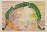 Rainbow-2020-114 by Etsu Egami contemporary artwork painting
