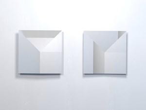Fold VIII by Jeppe Hein contemporary artwork