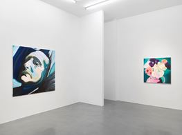 "Clare Woods<br><em>Doublethink</em><br><span class=""oc-gallery"">Simon Lee Gallery</span>"