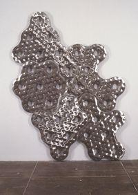 Infinity #24 by Richard Deacon contemporary artwork sculpture
