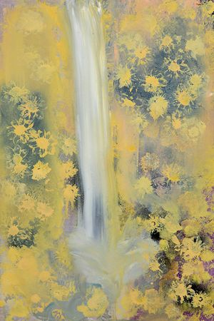 Little falls II by Dan Kyle contemporary artwork