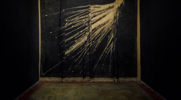 Contemporary art exhibition, Julien Segard, Dark Was The Night at Experimenter, Ballygunge Place, Kolkata