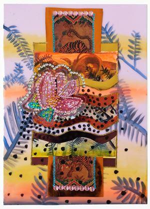 Spring has sprung by Lisa Vlaemminck contemporary artwork