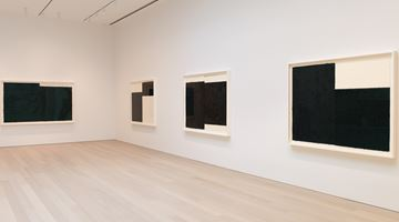 Contemporary art exhibition, Richard Serra, Triptychs and Diptychs at Gagosian, 980 Madison Avenue, New York