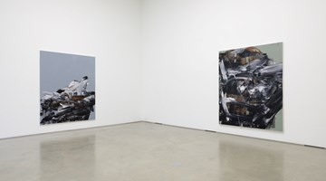 Contemporary art exhibition, Shin Minjoo, Instinct of Abstraction at PKM Gallery, Seoul