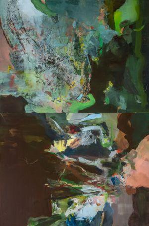 star gazing by Hollis Heichemer contemporary artwork
