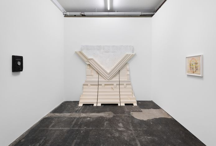 Exhibition view: Group Exhibition, Infinite Beings,Plan B, Berlin, (9 March–17 April 2021). Courtesy Plan B Cluj, Berlin.Photo: Trevor Good.