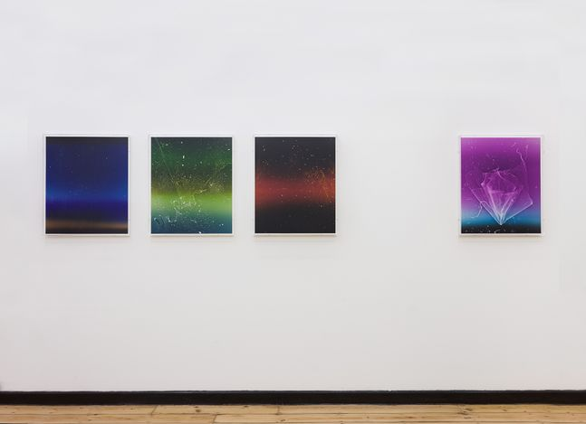 Exhibition view: Anne Hardy,Rising Heat, STUDIO M, London (14 April–6 June 2021). Courtesy Maureen Paley.