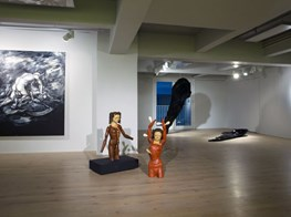 "Group exhibition<br><em>Fluidity and Encounters: Current Versions of the Philippine Contemporary</em><br><span class=""oc-gallery"">Rossi & Rossi</span>"