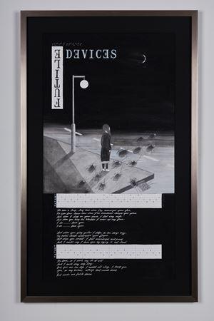 Futile Devices 徒勞機器 by Ho Sin Tung contemporary artwork