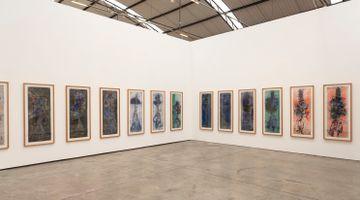 Contemporary art exhibition, Nuno Ramos, Brujas at Fortes D'Aloia & Gabriel, São Paulo, São Paulo