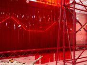John Galliano's Maison Margiela Artisanal Men's debut adorned by Tony Matelli sculptures