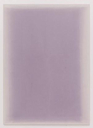 Breathing light - In between violet by Kim Taek Sang contemporary artwork