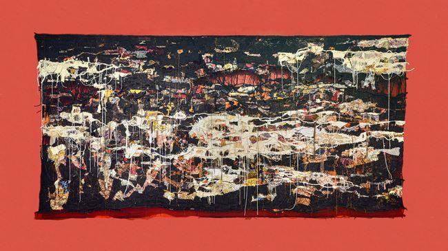 Dunia Dalam/Inner World by Gatot Pujiarto contemporary artwork