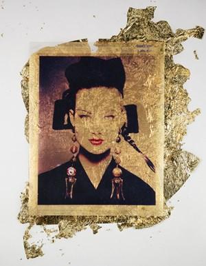 Polaroid Oro2 by Giovanni Gastel contemporary artwork