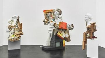 Contemporary art exhibition, Danica Barboza, Omnia - Mercurial, Interposition at Galerie Buchholz, Cologne