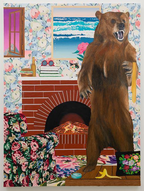 Living Room by Alec Egan contemporary artwork