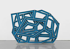 New Alphabet DEF by Richard Deacon contemporary artwork