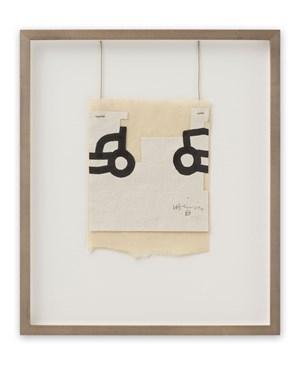 Gravitación by Eduardo Chillida contemporary artwork