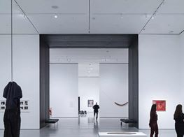 New York's MoMA unveils $450m expansion and 'remix' of collection