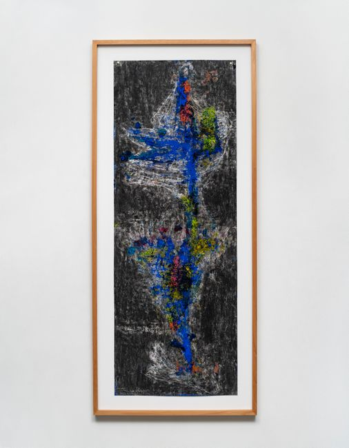 Brujas 06 by Nuno Ramos contemporary artwork