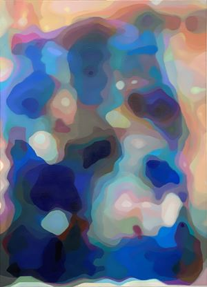 Fairweather Transformation XIX by John Young contemporary artwork