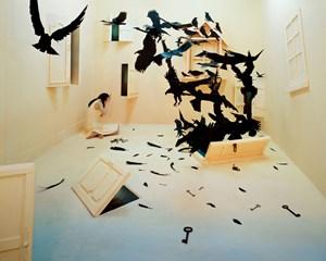 Black Birds by JeeYoung Lee contemporary artwork