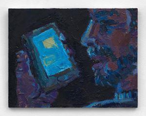 Self isolating by Todd Bienvenu contemporary artwork