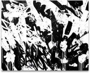 DEDICATIONS by Bisco Smith contemporary artwork