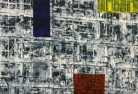 August 4, Beirut #2 by Jorge Tacla contemporary artwork painting