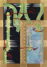 Omnium Gatherum 59 by Julia Morison contemporary artwork painting