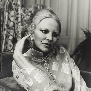 Peggy Lee by Peter Hujar contemporary artwork
