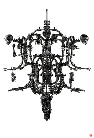 Obsidian II by Ai Weiwei contemporary artwork photography, print