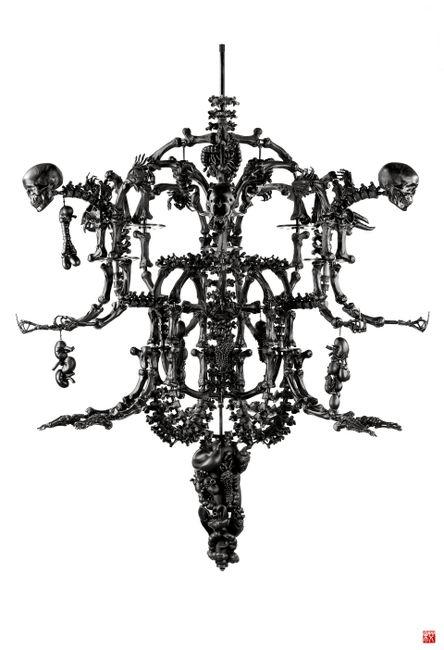 Obsidian II by Ai Weiwei contemporary artwork