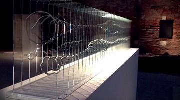 Max Coppeta contemporary art gallery in Bellona, Italy