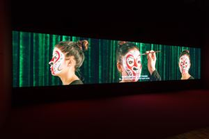 Lithium Lake and the Lonely Island of Polyphony by Liu Chuang contemporary artwork moving image