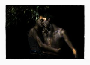 Untitled by Bill Henson contemporary artwork photography