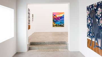 Anat Ebgi contemporary art gallery in Culver City, Los Angeles, USA