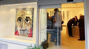 Sundaram Tagore Gallery contemporary art gallery in Madison Avenue, New York, USA