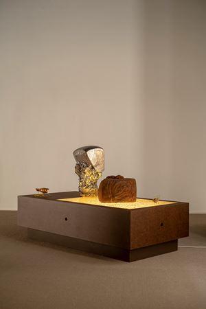 Re-de-extinction ark by Steven Claydon contemporary artwork