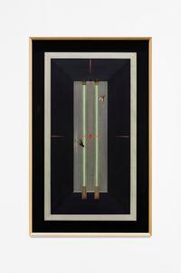 Turning Grey by Camille Blatrix contemporary artwork mixed media