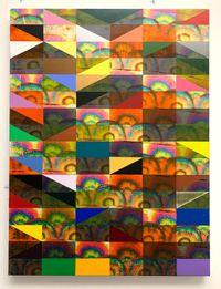 Arq by Luiz Zerbini contemporary artwork painting