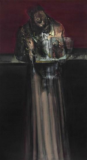 The Dress (Alchemist) by Nikos Aslanidis contemporary artwork