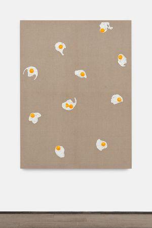 Untitled (eggs 13) by David Adamo contemporary artwork