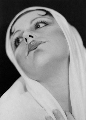 Untitled, ('Madonna') by Cindy Sherman contemporary artwork