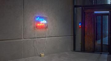 Contemporary art exhibition, Ian Hamilton Finlay, Room #5 at KEWENIG, Berlin