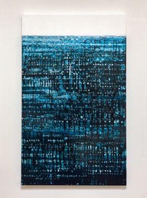 Fade and Float by Katsumi Hayakawa contemporary artwork