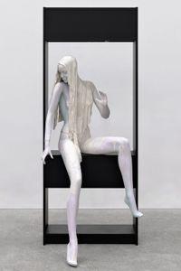untitled by Heimo Zobernig contemporary artwork sculpture