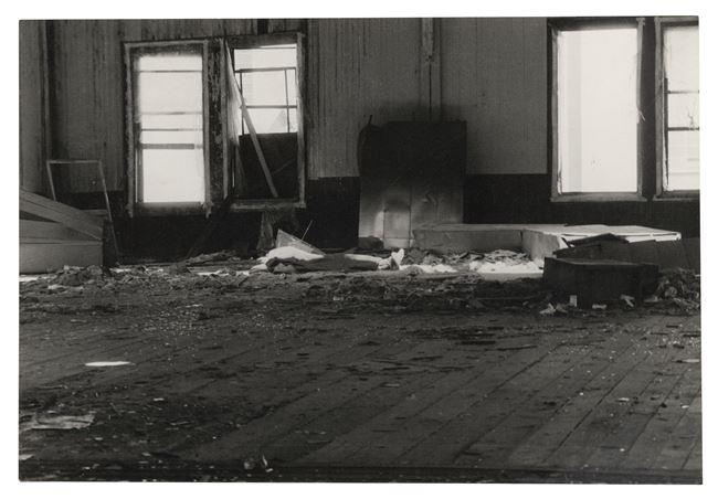 The Piers (body under cloth) by Alvin Baltrop contemporary artwork